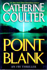 Point Blank by Catherine Coulter (2005 DJ Hardcover) LARGE PRINT
