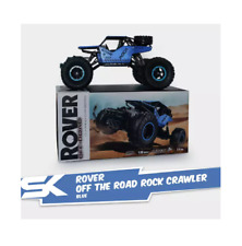 CX1809 1:16 Rover Off-the-road RC Rock Crawler With 4.8 Rechargeable - Blue