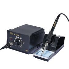 75W Industrial Analog Soldering Station w/Stand - 200ºC to 450ºC - ECG J-SSA-1