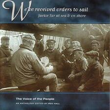 Voice Of The People Vol 12 - We've Received Orders To Sail (NEW CD)