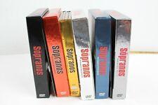 Sopranos Dvd Lot Tv Seasons series 1-6 Missing 6 Part Ii season 1 2 3 4 5 6