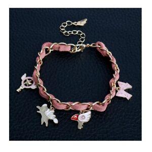 Sailor Moon Sakura Bracelet Bangle & Gift Bag
