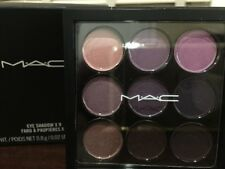 New Mac Purple Times Nine Eyeshadow Palette Eye Shadow x9 Authentic DISCONTINUED