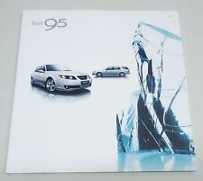 SAAB 2009 9-5 DEALER BROCHURE OEM # 32015020