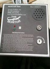 Monitor 4000 Exit Alarm - DIY Exit Alarm for Restaurants
