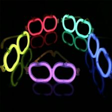 20PCS Apple Frame With Glowing Stick Luminous Light Up Concert Party Glasses New