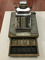 Vintage R.C. Allen Cash Register Adding Business Machine Mercantile