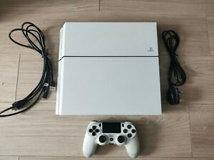 PlayStation 4 Console White 500GB