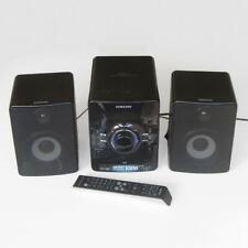 Samsung MM-DA25 Musikanlage CD USB Radio & DVD-Player Kompaktanlage Stereoanlage