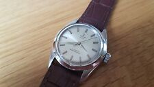 RARE VINTAGE 60'S ROLEX TUDOR OYSTER SILVER DIAL MANUAL WIND MAN'S WATCH