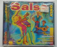 "Various Artists ""Salsa Only"" CD Album Dutch Import 20 Tracks  BRAND NEW & SEALED"