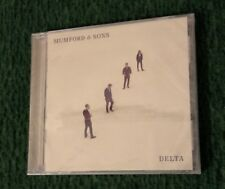Mumford & Sons CD 2018 Delta Factory Sealed Album BRAND NEW FREE SHIPPING