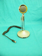 Vintage Astatic Microphone Model No D-104 T-UG8 Stand