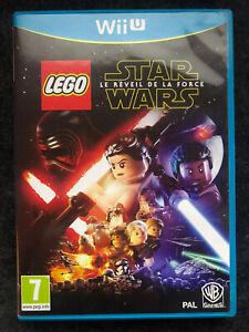 Nintendo Wii U - Lego Star Wars - Le Réveil De La Force - PAL FRA