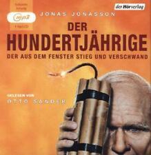 Jonasson, Jonas - Der Hundertjährige, der aus dem Fenster stieg und verschwand
