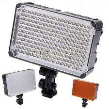 PRO AL-198C Camera LED Video Light Lamp for Canon Nikon Color Temperature Adjust