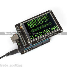 "SainSmart UNO R3 + 2.8"" TFT LCD Touch Screen + TFT LCD Shield Kit For Arduino"