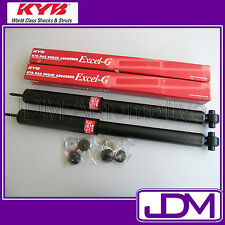 Holden KYB Gas 50mm Lowered Rear Shockers  VT VX VY VZ