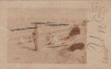 * CASTELLAMMARE ADRIATICO - Fotocartolina privata 1903