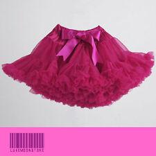Boutique PettiSkirt Tutu (RASPBERRY Skirt) Luxemoon's