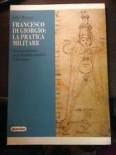FRancesco di Giorgio : la pratica militare IPOTESI ATTRIBUTIVA S. COSTANZO
