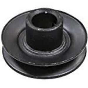 GENUINE OEM TORO PART # 112-0322 ENGINE PULLEY FOR LX500 & GT2100 LAWN TRACTORS