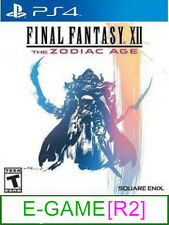 PS4 Final Fantasy XII The Zodiac Age [R2] ★Brand New & Sealed★
