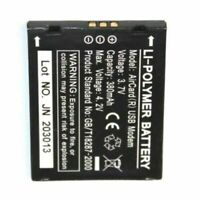 LI-Polymer 3.7V 380mAh GB/T18287-2000 Battery for Air Card USB Modem