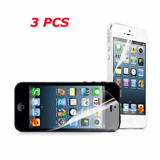 3pc Matte Anti-Glare LCD Screen Protector Film Guard Cover for iPhone5 5G 5S YJ