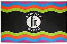 AUTHENTIC Simply Fit Board Workout Mat ~ AS SEEN ON SHARK TANK ~ Brand New Mat!!