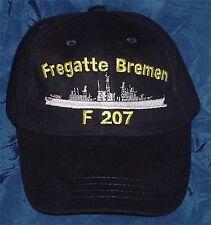 Marine Basecap Mütze Fregatte Bremen F207 ..........B3240