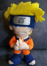 """2002 Masashi Kishimoto Shonen Jump Naruto 10"""" Plush"""