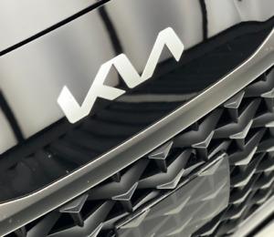 NEW Genuine OEM Kia Bonnet Trunk Logo Emblem Badge (86300 L8100)AU Stock