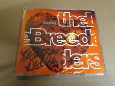 THE BREEDERS Saints 3 Trk CD Import Canada 4AD SIGNED Autographed By KELLEY DEAL