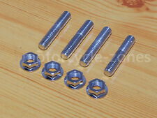 for Harley Exhaust Stud Kit Set Of 4 Sportster Dyna Big Twin Evo FXR Twin Cam