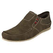 Zapatos informales de hombre Rieker sintético