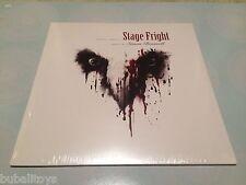 Simon Boswell - Stage Fright Clear Vinyl LP Record LTD SEALED! Michele Soavi