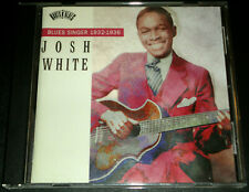 JOSH WHITE - BLUES SINGER 1932--1936 CD — 1996 Legacy — Promo — MINTY CD!