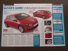 VOLKSWAGEN SCIROCCO (2008-11) - Buying Guide Article