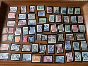 Collection - Timbres - Lot - SUOMI / FINLAND