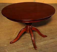 Wooden Dining Table Handmade/Hand Carved/Handcrafted Rosewood Brown Timber #1107