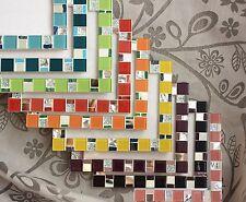 5x7 frame - Mosaic photo frame - Handmade - Color frame - Picture frame