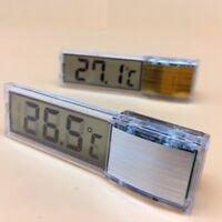 LCD Digital Waterproof Fish Aquarium Meter Water Tank Temperature Thermometer UK