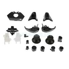 Set of 18 Replacement Controller Buttons Kit for Microsoft Xbox One Black