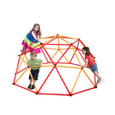 Dome Climber Playground Kid Children Swing Set Climbing Frame Toy Backyard Gym