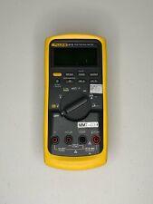 Fluke 87 V 87v True Rms Digital Industrial Multimeter Sn 0305