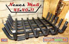 Feuerbock 45x40x11 - Ofen Rost Gartenkamin / Grill Einsatz --Massiv und Genial -