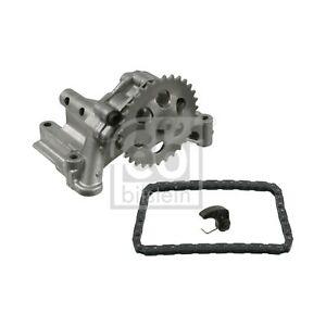 Oil Pump Chain And Oil Pump Kit (Fits: VW & Audi) | Febi Bilstein 33751 - Single