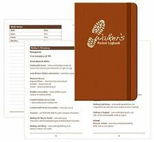 The Walker's Pocket Logbook Walking Journal
