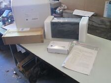 "GE Security 2.6"" Wireless DualFace Digital Clock Cat# GE-ZB266W (NIB)"